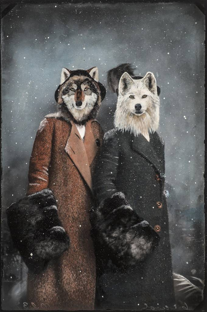 Winter Wolves