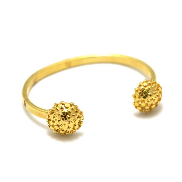 Knotted Ball Bracelet
