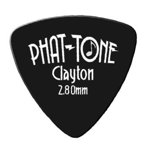 Clayton PHAT-TONE ROUNDED TRIANGLE 3PCS