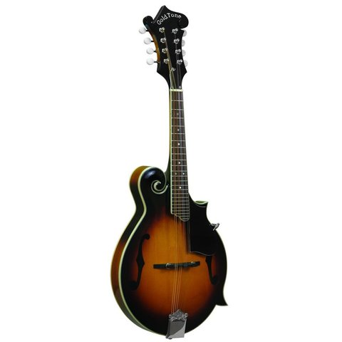 Gold Tone GM-35 Spruce Top F-Style Mandolin