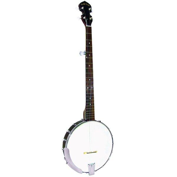 Goldtone Gold Tone 5-String Openback Banjo w/ Light Duty Bag