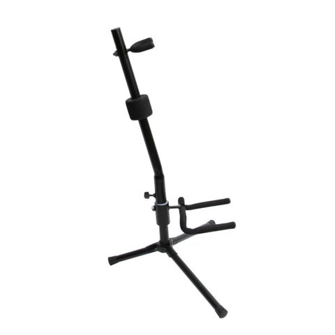 On-Stage Spring Loaded Acoustic Guitar Stand