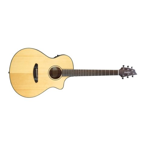 Breedlove Discovery Plus Concert, Has Cutaway & Pickup