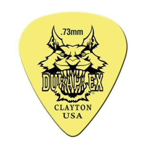 Clayton DURAPLEX PICK STANDARD .73MM /12