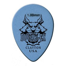 Clayton Clayton DURAPLEX PICK SMALL TEARDROP .50MM /12