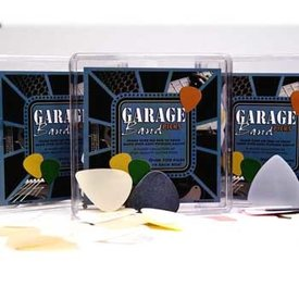 Clayton Clayton GARAGE BAND PICK BOX
