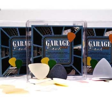 Clayton GARAGE BAND PICK BOX