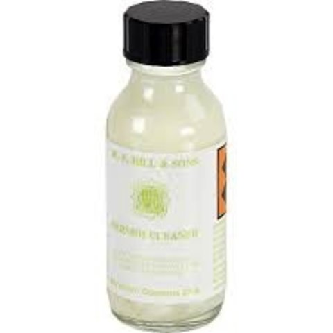 Hill Violin Cleaner and Polish - 1 oz bottle