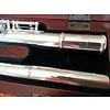 Pearl Elegante Series Flute:  Off-Set, Open Hole, B foot, w/Split E