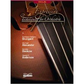 Expressive Techniques for Orchestra - Violin
