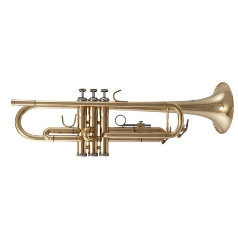 Besson Student Bb Trumpet - Clear Lacquer finish