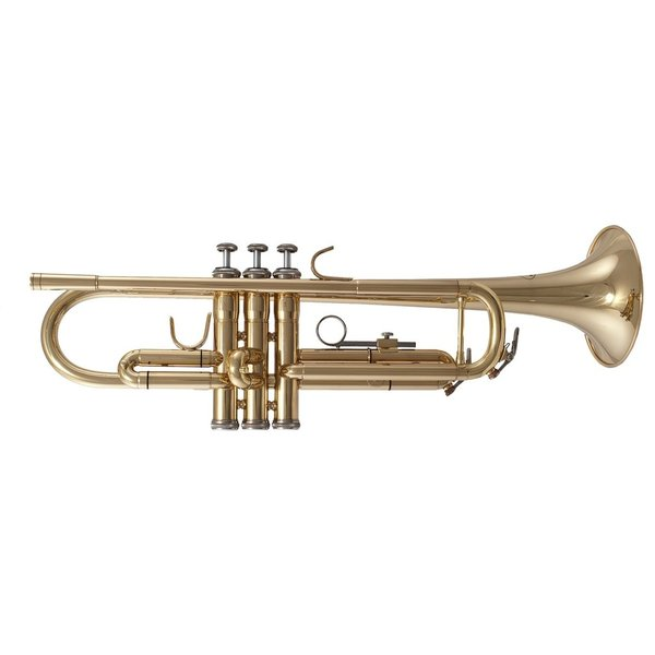 Buffet Besson Student Bb Trumpet - Clear Lacquer finish