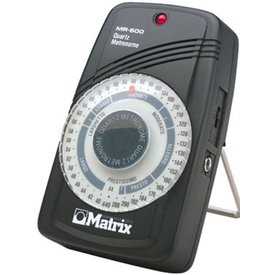Matrix MR500 Quartz Metronome