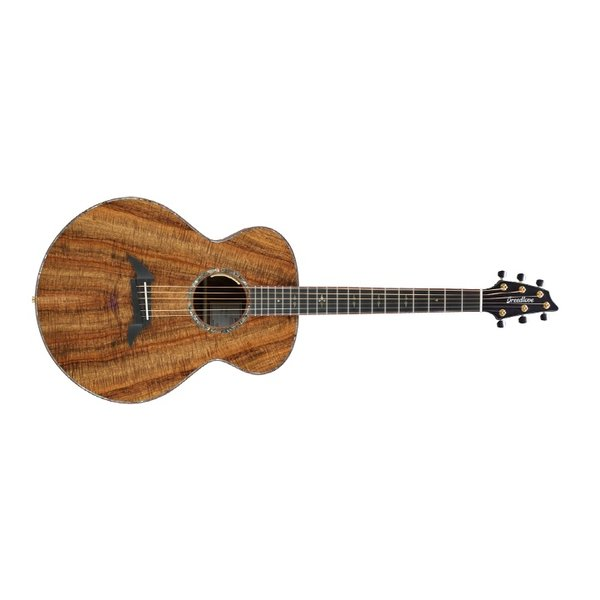 Breedlove Breedlove Exotic King Koa Auditorium E Koa-Koa
