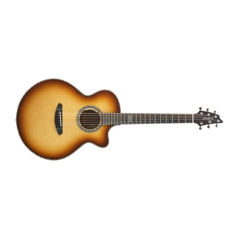 Breedlove Legacy Auditorium Black Shadow CE Sitka-Myrtlewood