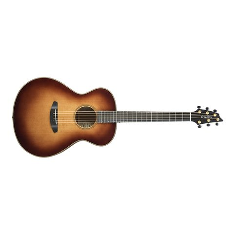 Breedlove Oregon Concert Whiskey Burst E Sitka-Myrtlewood