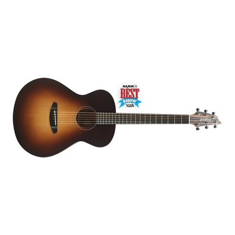 Breedlove USA Concert Moon Light E Sitka-Mahogany