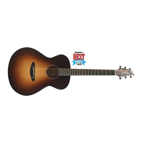 Breedlove Breedlove USA Concert Moon Light E Sitka-Mahogany