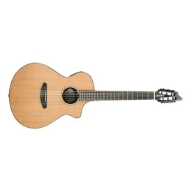 Breedlove Breedlove Solo Concert Nylon CE Red Cedar-Indian Rosewood