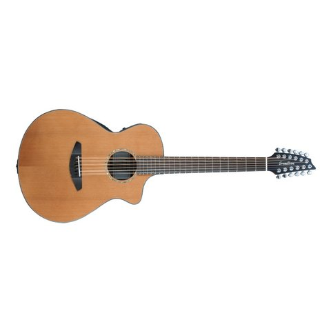 Breedlove Solo Concert 12 String CE Red Cedar-Indian Rosewood