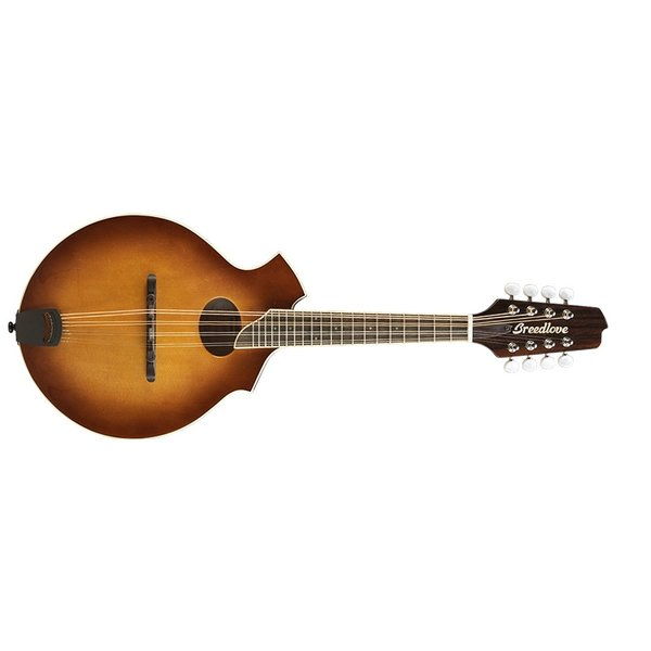 Breedlove Breedlove Crossover KO Sunburst Sitka-Maple