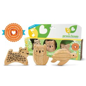 3 pc Animal Shaker Set