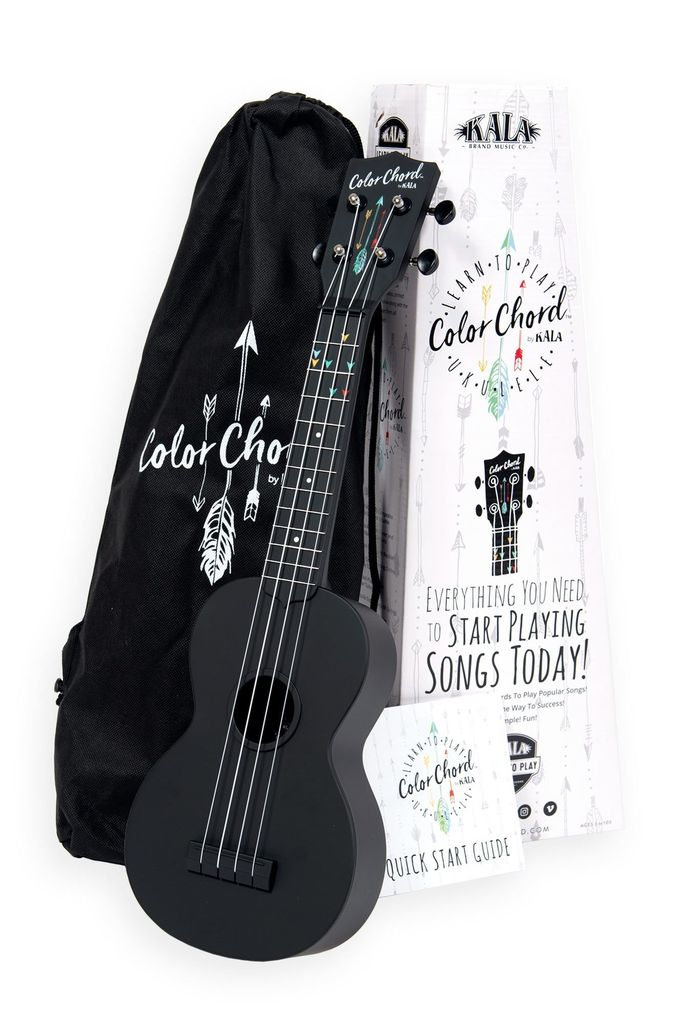 Kala Kala Ltp Scc Learn To Play Color Chord Ukulele