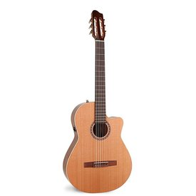 La Patrie La Patrie Concert CW QIT Classical Guitar - with cut away