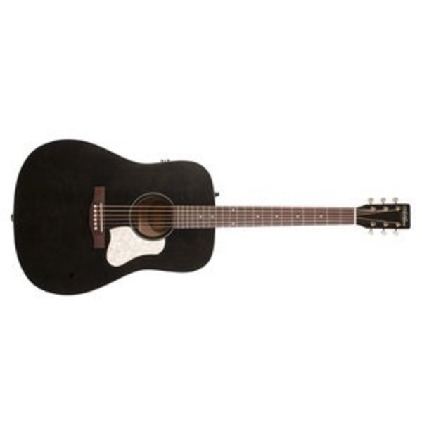 Art & Lutherie A&L Americana Faded Black QIT