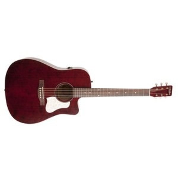 Art & Lutherie A&L Americana Tennessee Red CW QIT