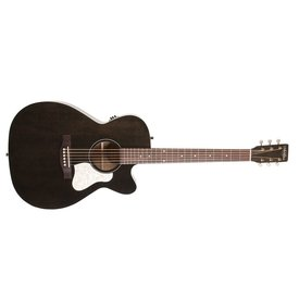 Art & Lutherie A&L Legacy Faded Black CW QIT