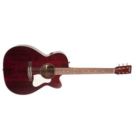 Art & Lutherie A&L Legacy Tennessee Red CW QIT