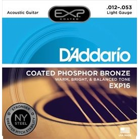 D'Addario D'Addario EXP16