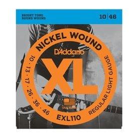 D'Addario D'Addario EXL110-3D