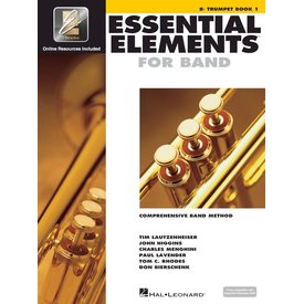 Hal Leonard Essential Elements For Band Book 1 - Bb Trumpet