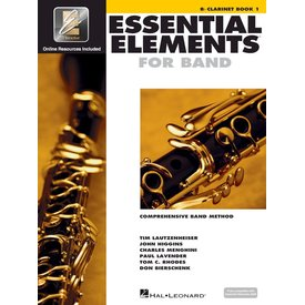Hal Leonard Essential Elements For Band Book 1 - Bb Clarinet