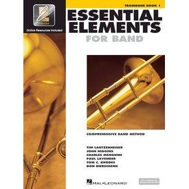 Hal Leonard Essential Elements For Band Book 1 - Trombone