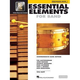 Hal Leonard Essential Elements For Band Book 1 - Percussion/Keyboard Percussion