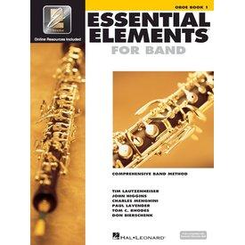 Hal Leonard Essential Elements For Band Book 1 - Oboe