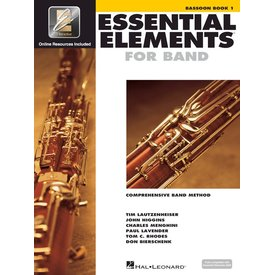 Hal Leonard Essential Elements For Band Book 1 - Bassoon