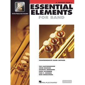 Hal Leonard Essential Elements For Band Book 2 - Bb Trumpet