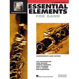 Hal Leonard Essential Elements For Band Book 2 - Bb Clarinet