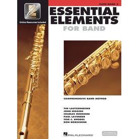 Hal Leonard Essential Elements For Band Book 2 - Flute