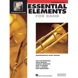 Hal Leonard Essential Elements For Band Book 2 - Trombone