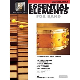 Hal Leonard Essential Elements For Band Book 2 - Percussion/Keyboard Percussion