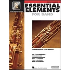 Hal Leonard Essential Elements For Band Book 2 - Bassoon