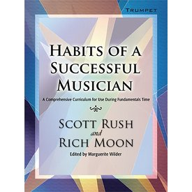 GIA Publications Habits Of A Successful Musician - Trumpet