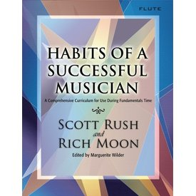 GIA Publications Habits Of A Successful Musician - Flute