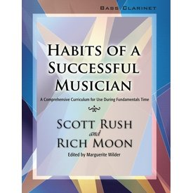 GIA Publications Habits Of A Successful Musician - Bass Clarinet