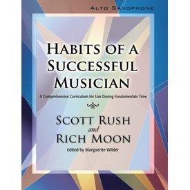 GIA Publications Habits Of A Successful Musician - Alto Saxophone